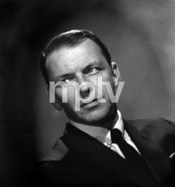 Frank Sinatracirca 1960 © 1978 Ted Allan - Image 0337_0835