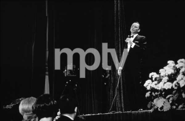 Frank Sinatrac. 1962 © 1978 Ted Allan - Image 0337_0845