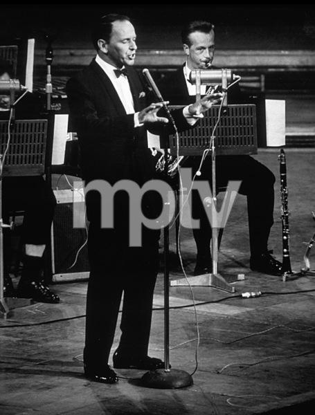 Frank Sinatrac. 1962 © 1978 Ted Allan - Image 0337_0974
