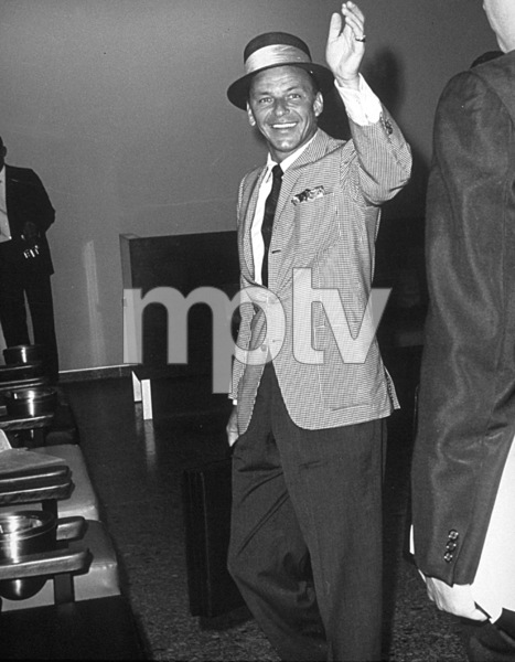 Frank Sinatrac. 1961 © 1978 Ted Allan - Image 0337_0975