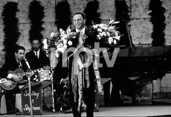 Frank Sinatrac. 1962 © 1978 Ted Allan - Image 0337_0984