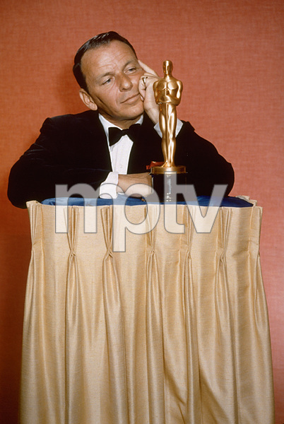 Frank Sinatra host of th 35th Academy Awards / 1963 © 1978 Ted Allan - Image 0337_1128