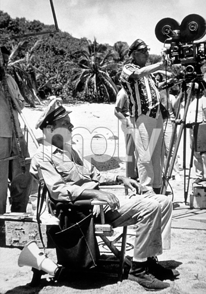 "Frank Sinatra directing ""None But The Brave"" / 1965 © 1978 David Sutton - Image 0337_1170"