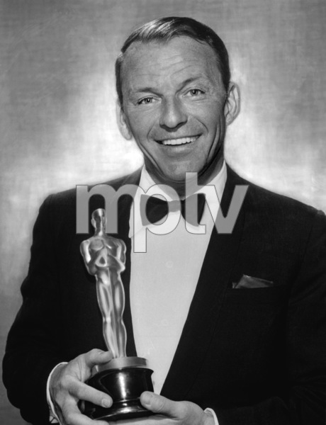 """Frank Sinatra hosting """"The 35th Annual Academy Awards""""1963 © 1978 Ted Allan - Image 0337_1188"""