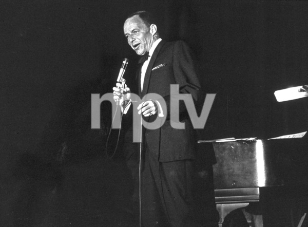 Frank Sinatra  c. 1962 © 1978 Ted Allan - Image 0337_1191