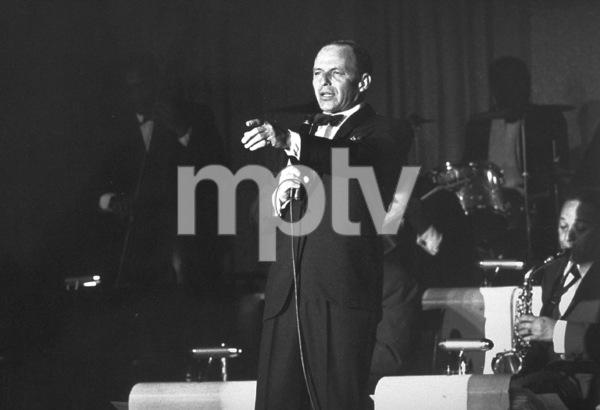 Frank Sinatra  c. 1962 © 1978 Ted Allan - Image 0337_1192