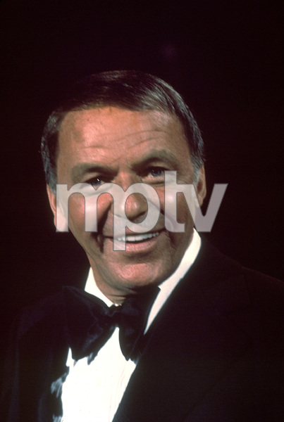 Frank Sinatra 1973 © 1978 David Sutton - Image 0337_1199