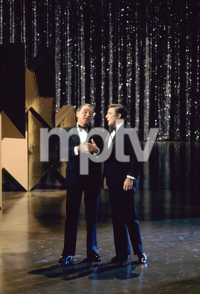 """Frank Sinatra with Gene Kelly on """"Ol"""