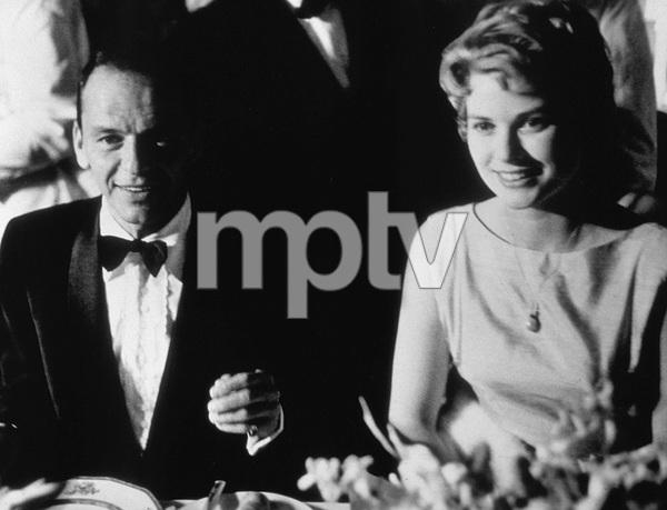 Frank Sinatra and Grace Kellyc. 1956 - Image 0337_1217