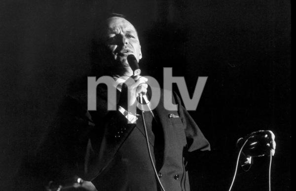 Frank Sinatra  c. 1962 © 1978 Ted Allan - Image 0337_1223