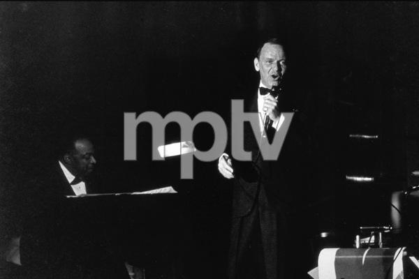 Frank Sinatra  c. 1962 © 1978 Ted Allan - Image 0337_1227