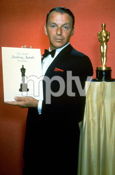 Frank Sinatra 35th Annual Academy Awards / 1963 © 1978 Ted Allan - Image 0337_1248