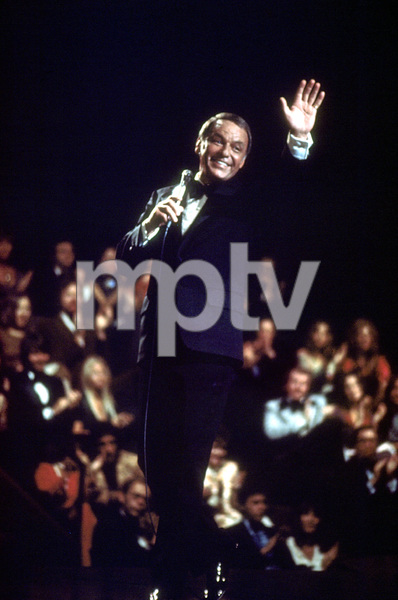 Frank Sinatra c. 1973 © 1978 David Sutton - Image 0337_1249