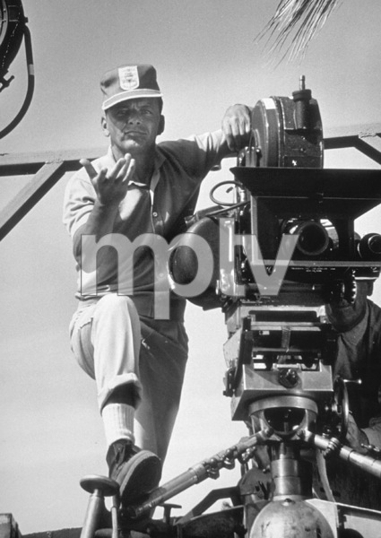 "Frank Sinatra directing ""None But The Brave"" / 1965 © 1978 David Sutton - Image 0337_1271"