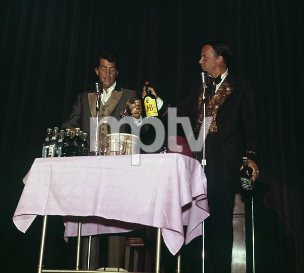 Frank Sinatra and Dean Martincirca 1965 © 1978 David Sutton - Image 0337_1275
