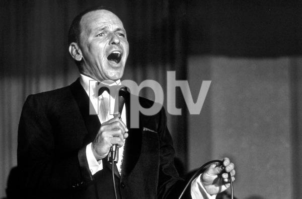 Frank Sinatra 1964 © 1978 David Sutton - Image 0337_1337