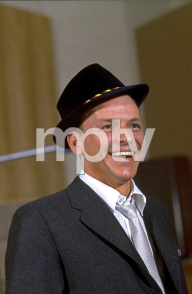 Frank Sinatra during a Capitol Records recording session 1959© 1978 Sid Avery - Image 0337_1484