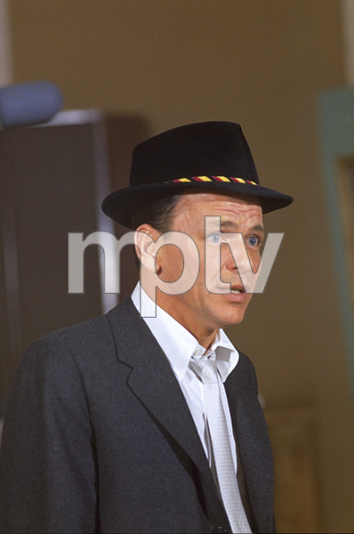 Frank Sinatra during a Capitol Records recording session 1959© 1978 Sid Avery - Image 0337_1486