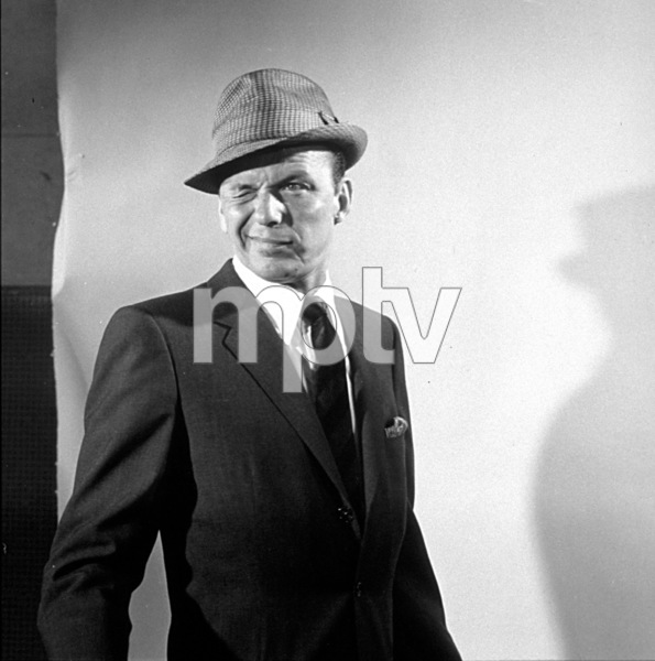 "Frank Sinatra 1959 Recording Session ""Come Dance With Me"" Capitol Records / © 1978 Sid Avery - Image 0337_1502"