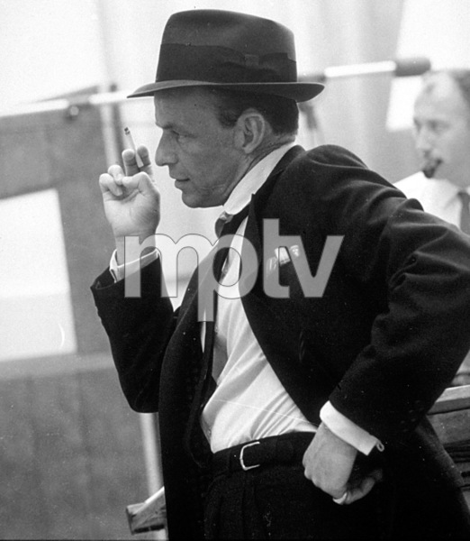 Frank Sinatra c. 1954 Recording Session Capitol Records / © 1978 Sid Avery - Image 0337_1509