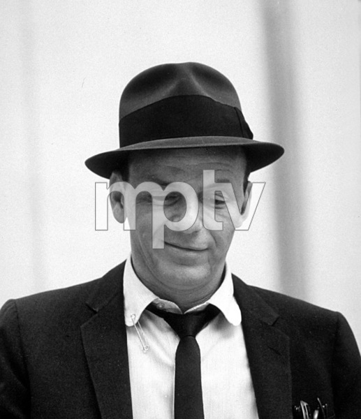 Frank Sinatra c. 1954 Recording Session Capitol Records / © 1978 Sid Avery - Image 0337_1510