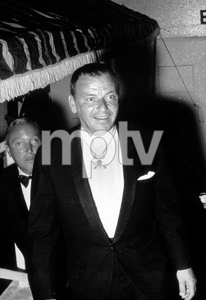 Frank Sinatra at Emmy Awards, c. 1969. © 1978 Gunther - Image 0337_1526