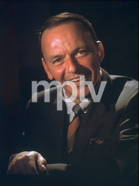 Frank Sinatra, 1962. © 1978 Ted Allan - Image 0337_1534