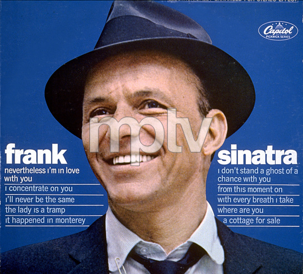 """Frank Sinatra Nevertheless I"