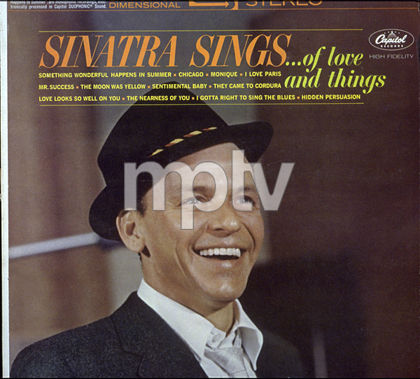 Cover of Frank Sinatra