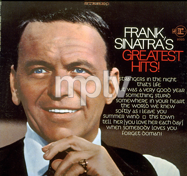 """""""Frank Sinatra And His Greatest Hits""""1964 Reprise - Image 0337_1556"""