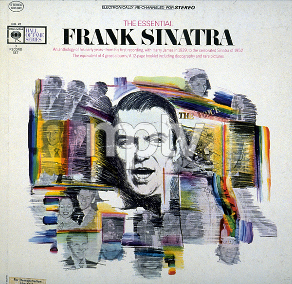 """The Essential Frank Sinatra""Columbia - Image 0337_1579"