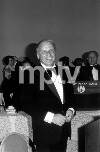 Frank Sinatra at Scopus Awards, 1976. © 1978 David Sutton - Image 0337_1607