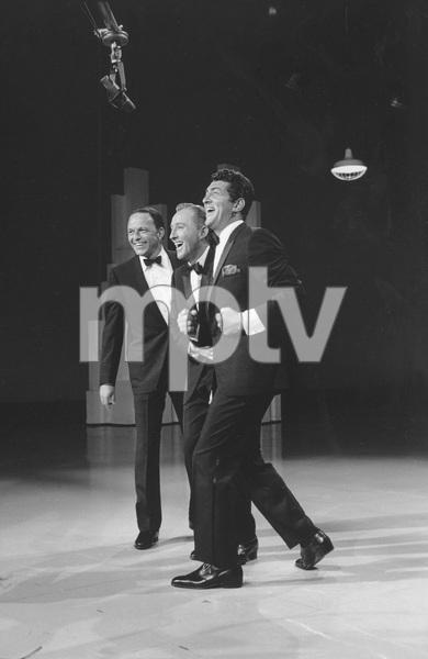 "Frank Sinatra,Bing Crosby,Dean Martin""Bing Crosby Special"" 1963 NBC © 1978 Gene Trindl - Image 0337_1787"