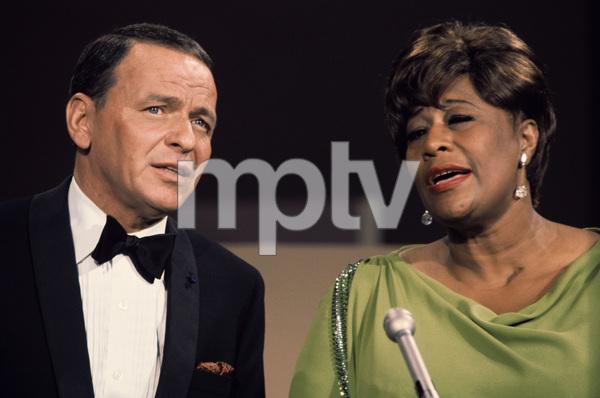 """Frank Sinatra: A Man and His Music + Ella + Jobim""Frank Sinatra, Ella Fitzgerald1967 © 1978 Ed Thrasher - Image 0337_1844"