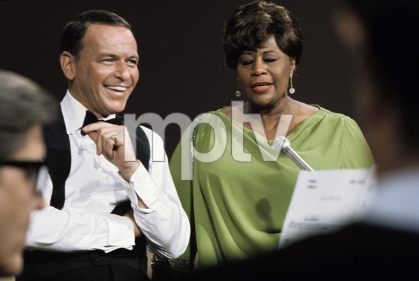 """Frank Sinatra: A Man and His Music + Ella + Jobim"" Frank Sinatra, Ella Fitzgerald 1967 © 1978 Ed Thrasher - Image 0337_1845"