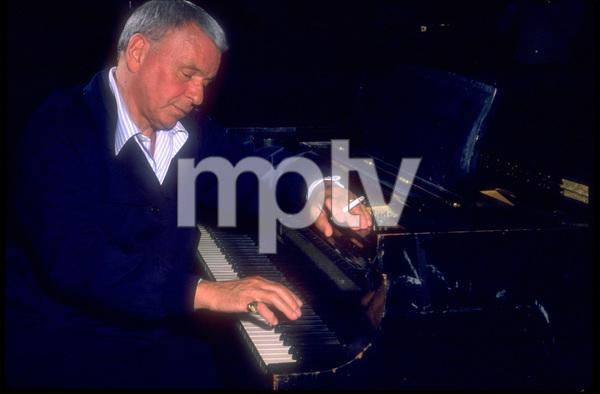 Frank Sinatra 1981 © 1981 Ed Thrasher - Image 0337_1990