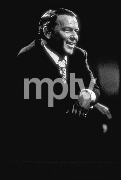 Frank Sinatra on a NBC TV special / 1969 © 1978 Ed Thrasher  - Image 0337_2030