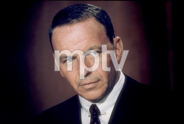 Frank Sinatra during a Reprise Recording Sessionc.1968 © 1978 Ed Thrasher / MPTV - Image 0337_2070
