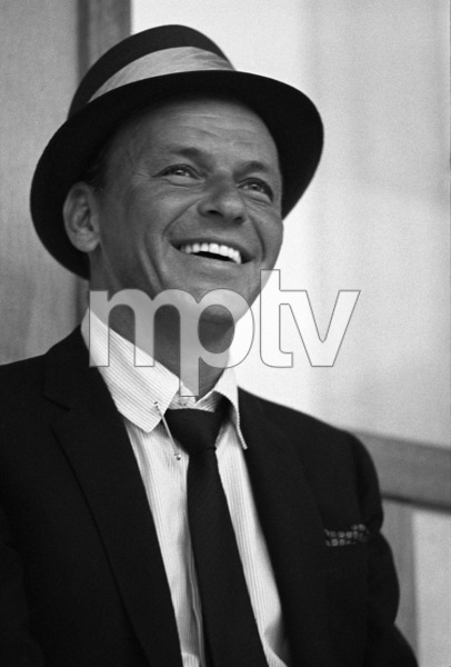 Frank Sinatra at a recording session / June 1964 © 1978 Ed Thrasher - Image 0337_2098