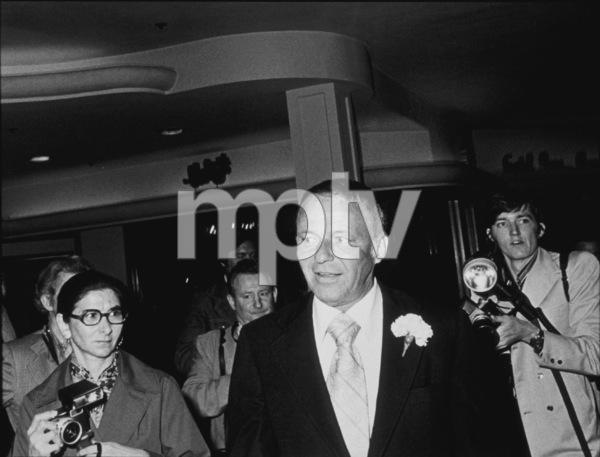 Frank Sinatra at Dean Martin