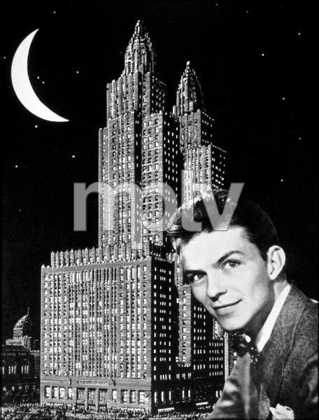Frank Sinatra,  c. 1943 - Image 0337_2215