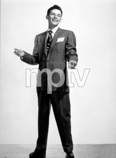 Frank Sinatra, c. 1942 - Image 0337_2231