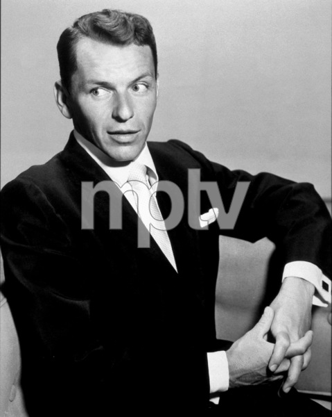 Frank Sinatra, c. 1955 - Image 0337_2239