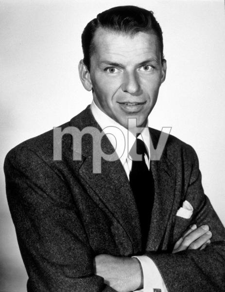 Frank Sinatra, c. 1954 - Image 0337_2240
