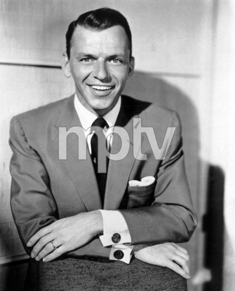 Frank Sinatra, c. 1954 - Image 0337_2242