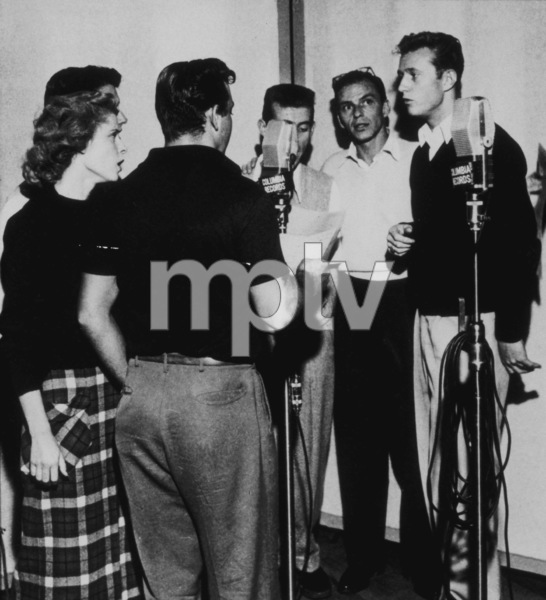 Frank SinatraColumbia Recording Sessionc. 1943 - Image 0337_2245