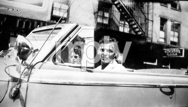 Frank Sinatra  on 49th St. and 8th Ave, NYJuly 31, 1943 - Image 0337_2247