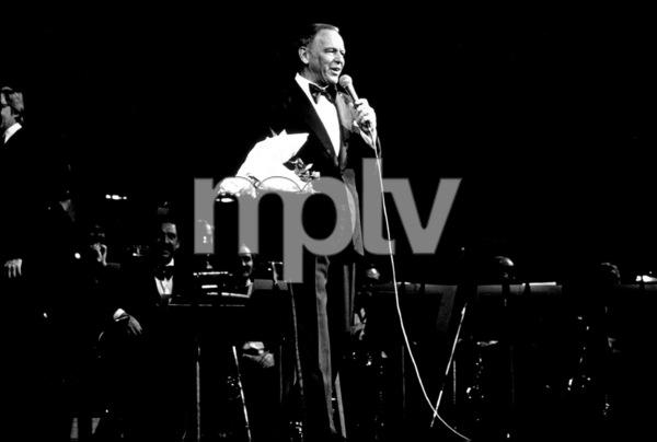 Frank Sinatra, c. 1979 - Image 0337_2251