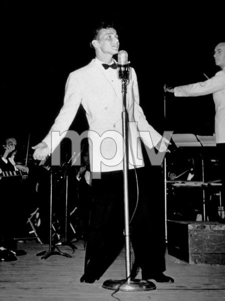 Frank Sinatra, c. 1943at The Hollywood Bowl - Image 0337_2256