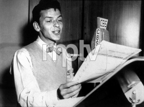 Frank Sinatra, c. 1945 - Image 0337_2274